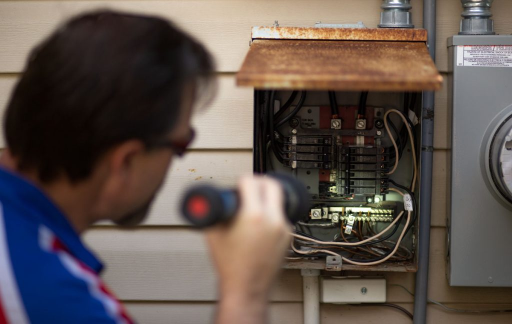 Home Electrical Inspection San Antonio Texas