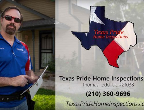 Texas Pride Home Inspections Services Intro